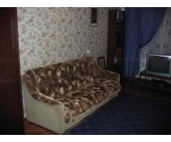 Большая уютная комната  посуточно в центре Санкт-Петербурга метро Василеостровская.
