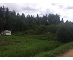 Земельный участок, в живописном месте Рузского района